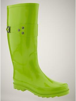 17 Best images about Boots (Rain) on Pinterest | Rain shoes, Rain ...