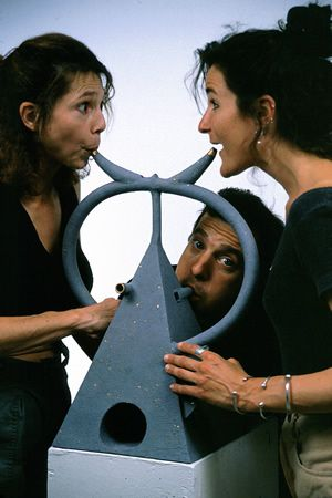 sound sculpture.  Susan Rawcliffe.