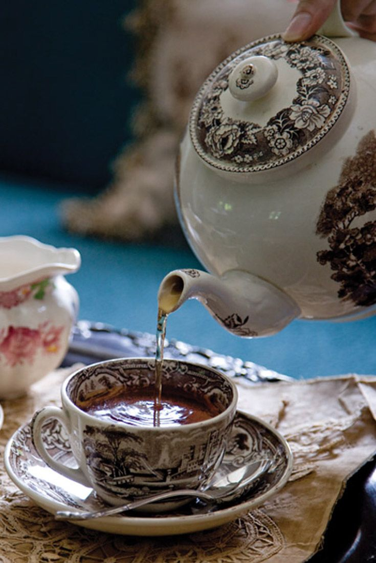 Offer age-old favorites, such as Darjeeling or English Afternoon tea, for a lingerworthy service after the meal.