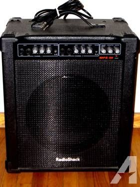 FENDER SQUIRE GUITAR AND AMPLIFIER