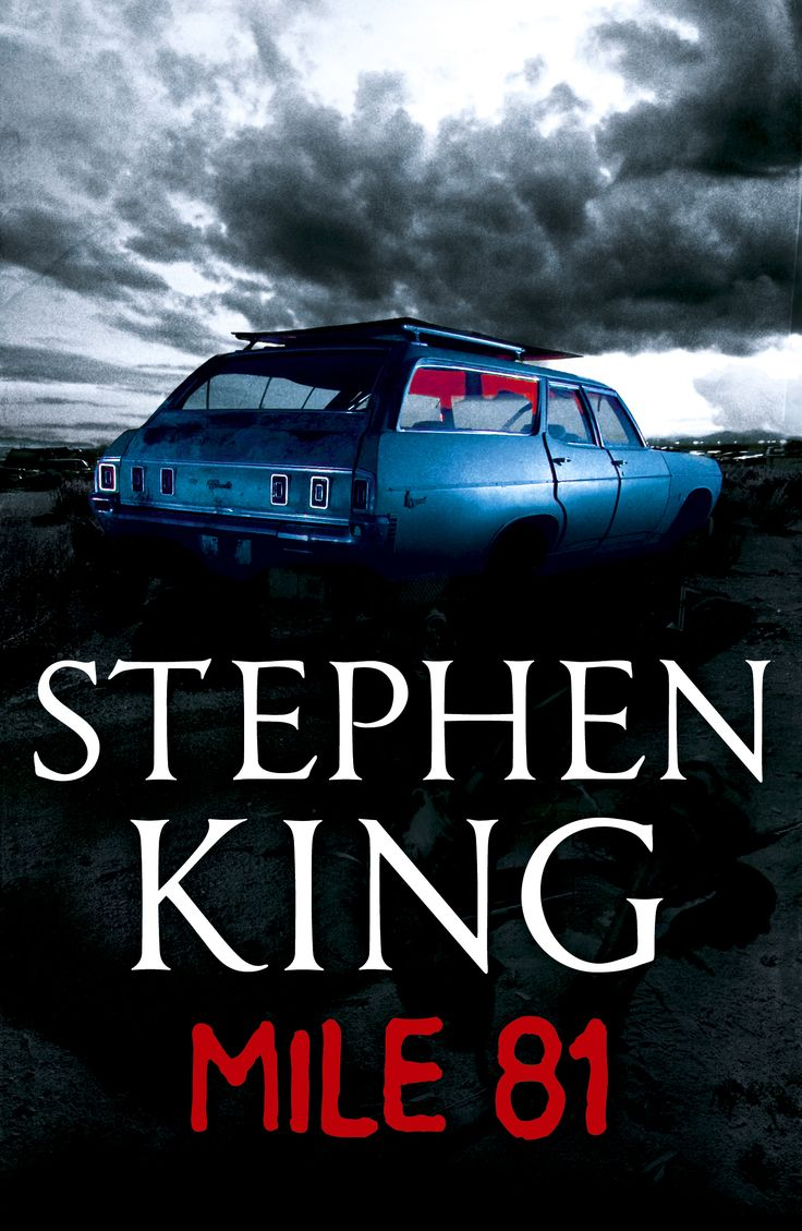 'Mile 81' by Stephen King.