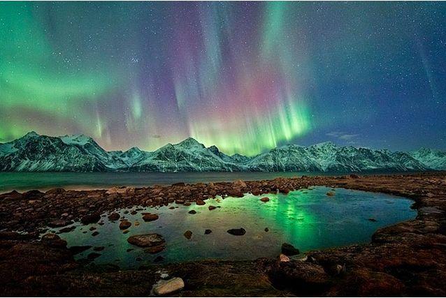 Aurora in Reykjavik, Ivalo, Kiruna, Tromsø, Shetland | Womany