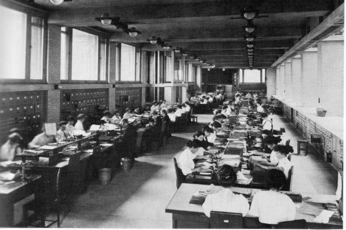 The design of offices has been a contentious issue since the beginning of the twentieth century and no doubt will continue to be so for many years to come.