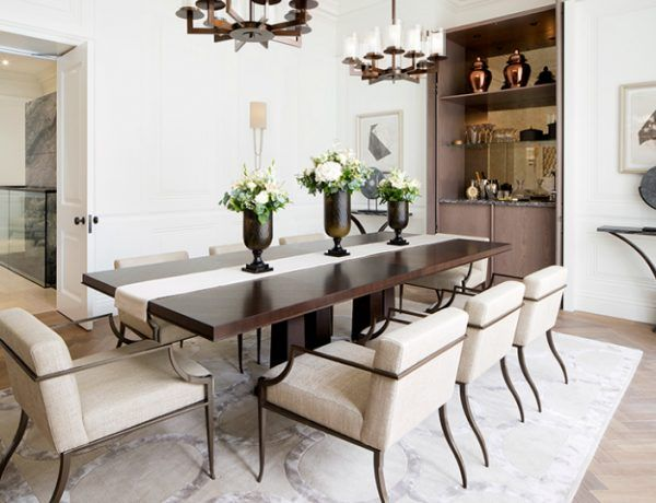 More than 500 Interior Design Inspirations For Your Project | Interior Design Projects | Dining Room Ideas | Dining Room Furniture | #interiordesignprojects #diningroominteriors #thebestinteriordesign | more inspirations @ https://www.brabbu.com/ebooks/?utm_source=diningroomideas&utm_medium=blogs&utm_term=svales&utm_content=articles&utm_campaign=Champions