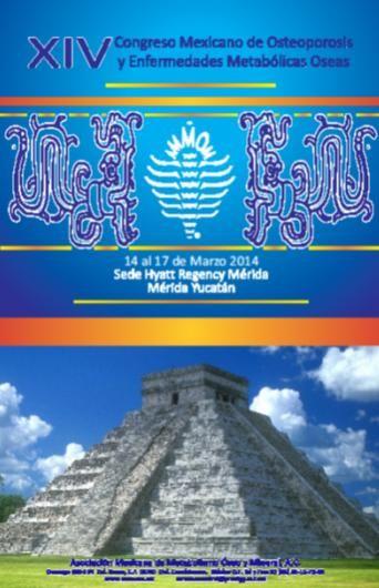 XIV Congreso Mexicano de Osteoporosis y Enfermedades Metabólicas Óseas #AMMOM #YoDescubriYucatan #Merida #Yucatan