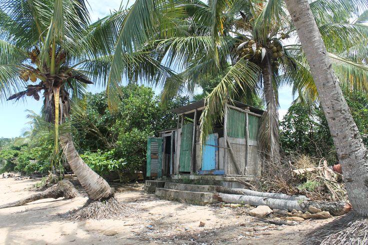 #capanna sulla #spiaggia