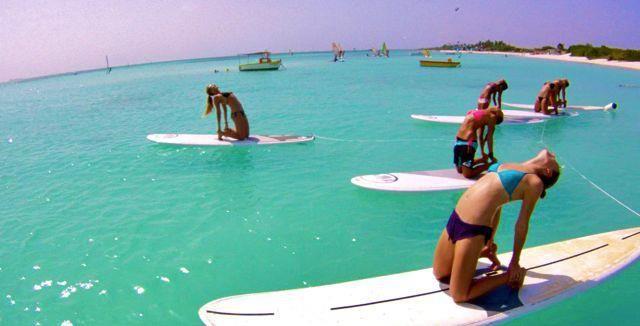 Stand up paddle, come tenersi in forma in estate sulla tavola da surf