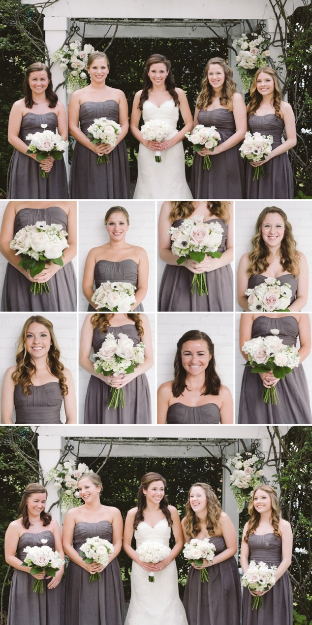 17 best bridesmaid dresses images on pinterest bridesmaid dress grey or gray charmed wedding blog charmed wedding blog wedding blogbridesmaid dresses ombrellifo Images
