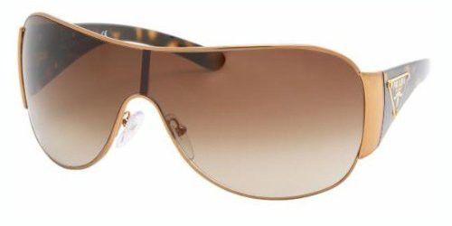 Prada 57LS 7OE6S1 Brass 57LS Visor Sunglasses Lens Category 3 | $461,537.75