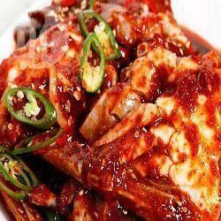 韓国大人気の珍味ヤンニョンケジャン