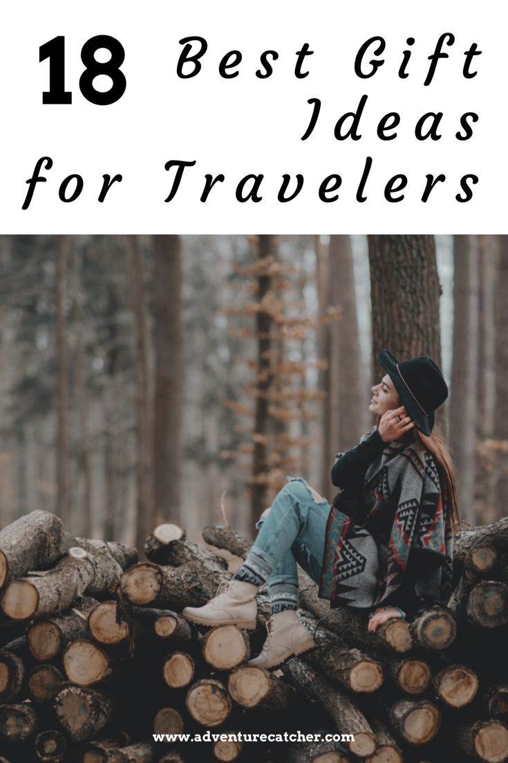 18 Best Gift Ideas for Travelers!