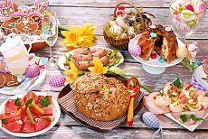 Пасхальное меню: ТОП-5 праздничных рецептов.