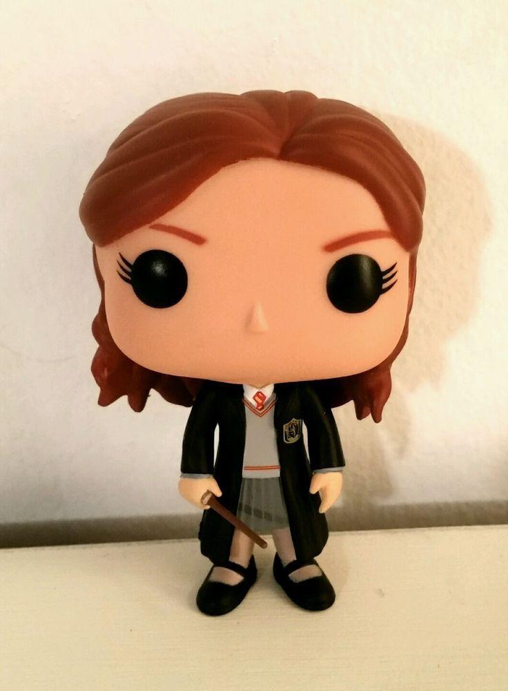 Custom Funko Pop Ginny Weasley They Seriously Need To