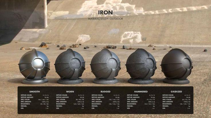 Iron Shader Outdoor