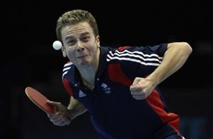 The race to reach the London Olympics intensifies - www.london2012.com #table #tennis #london2012 #olympics