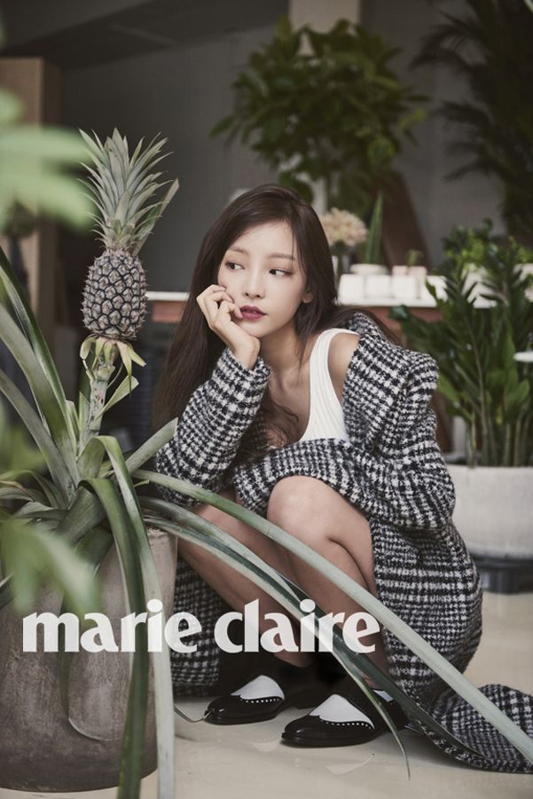 KARA Goo Hara - Marie Claire Magazine September Issue '15