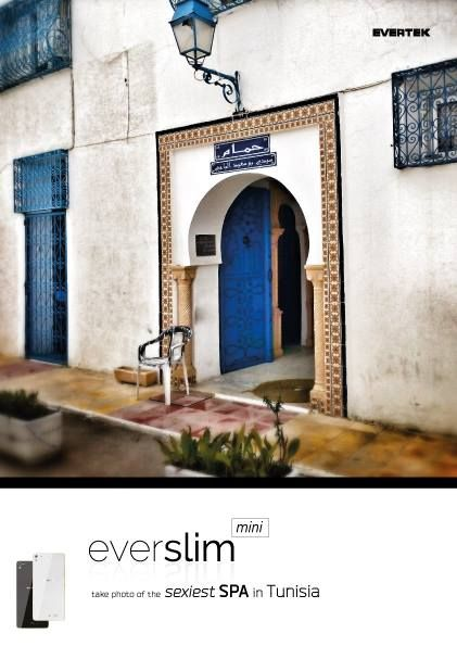 The sexiest SPA in Tunisia by EverSlim Mini