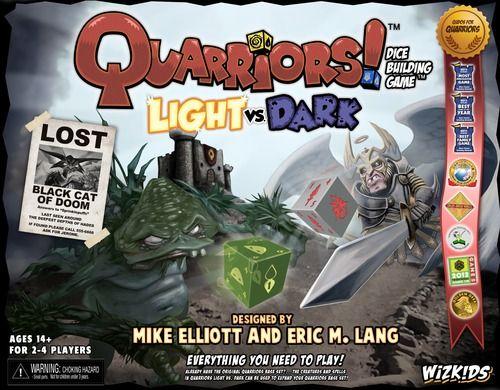 Quarriors! Light vs. Dark   Image   BoardGameGeek