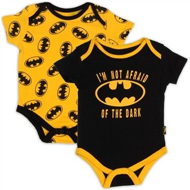 Sizes 0/3 Months 3/6 Months 6/9 Months 12 Months 18 Months 24 Months Made From 100% Cotton Label DC Comics Batman Licensed DC Comic Batman Baby Clothes Free Shipping