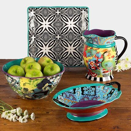 Rose Boheme designed by tracy porter~ poetic wanderlust.~ live your poetic wanderlust.  sc 1 st  Pinterest & 33 best Tracy Porter Pottery images on Pinterest | Tracy porter ...