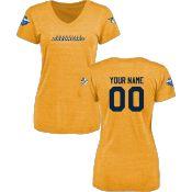 Women's Nashville Predators Design Your Own V-Neck Tri-Blend T-Shirt - Shop.NHL.com