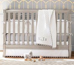 Pom Pom Baby Bedding Crib Bedding Boy Baby Bedding Sets