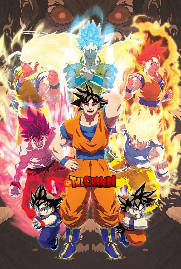Evolution Of Goku By Https Www Deviantart Com Thechamba On Deviantart Anime Dragon Ball Super Anime Dragon Ball Dragon Ball Artwork