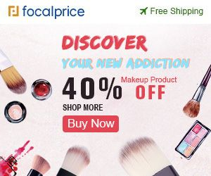 40% OFF Discover Your New Addiction,Free Shipping -focalprice.com