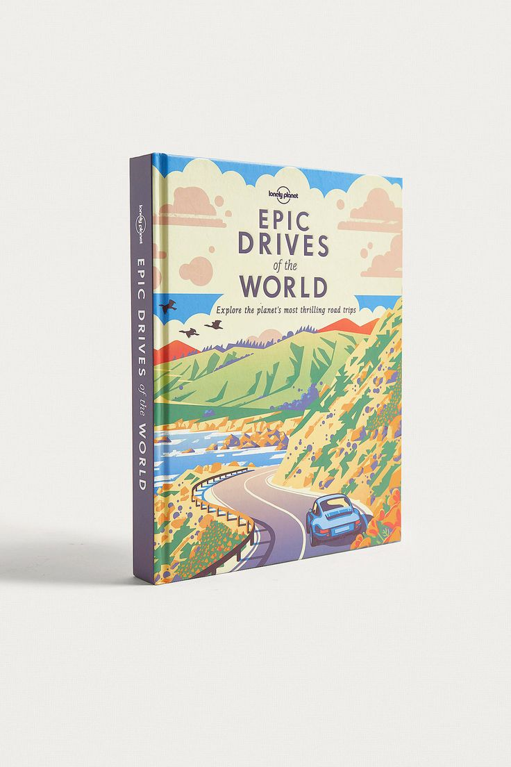 Epic Drives Exploring Alberta Canada In A 2015 Nissan Gt R: Achetez Vite Epic Drives Of The World By Lonely Planet Sur