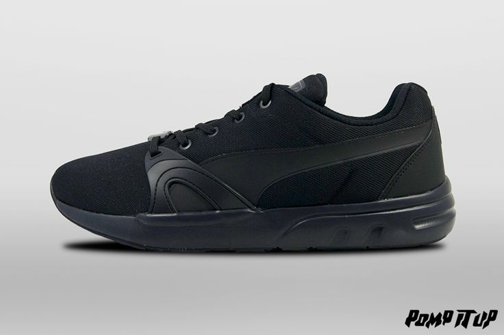 Puma XT S (Black-black)  For Men Sizes: from 40.5 to 45 EUR Price: CHF 110.- #Puma #XTS #PumaXTS #Sneakers #SneakersAddict #PompItUp #PompItUpShop #PompItUpCommunity #Switzerland