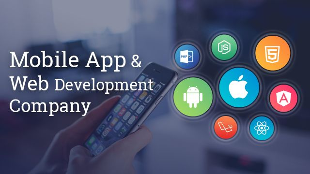 We are leading Web and Mobile App Development Company in