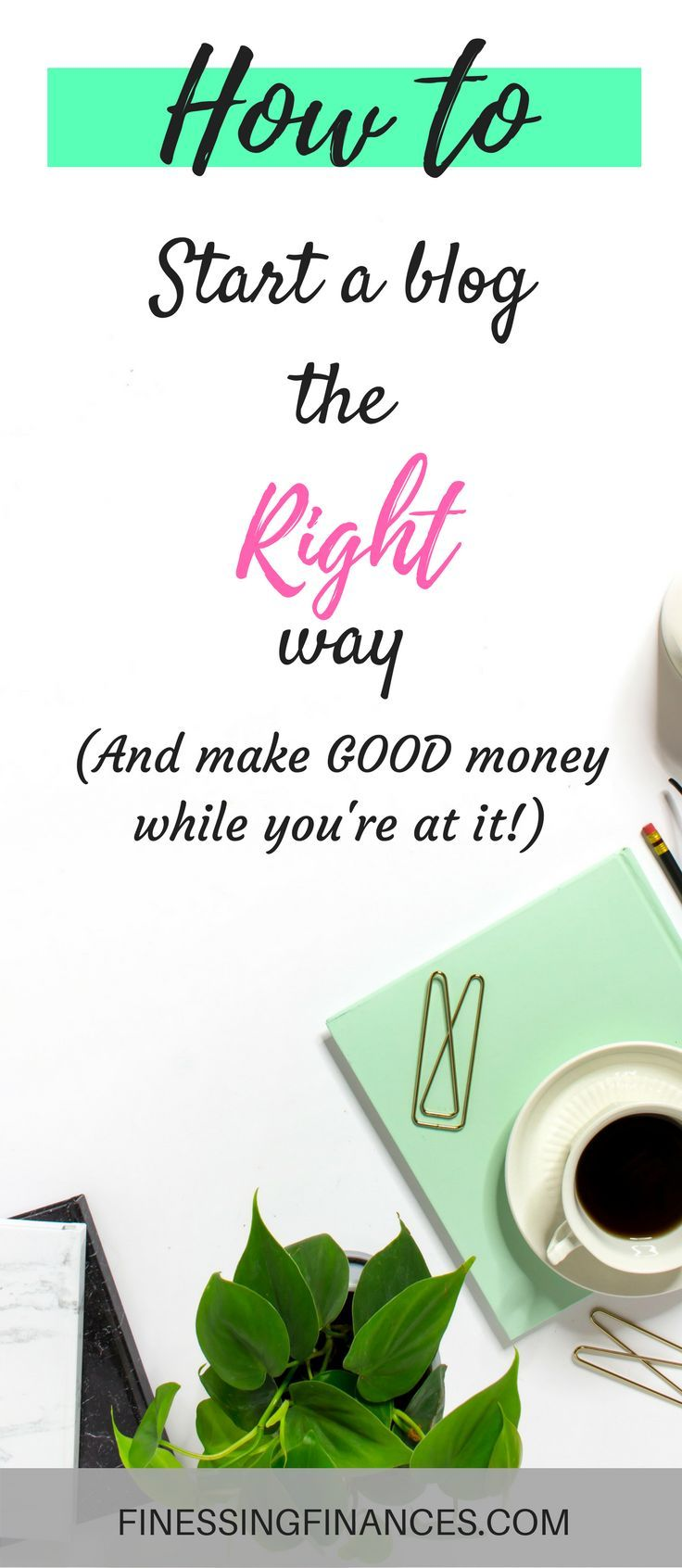 A step-by-step guide to starting a profitable blog that doesn't require you to be a tech wiz! #blogging #makemoneyonline #siteground #hosting #niche #bossbabe
