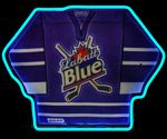 Labatt Hockey Jersey Neon Beer Sign 24x20, Labatt Blue Neon Beer Signs & Lights | Neon Beer Signs & Lights. Makes a great gift. High impact, eye catching, real glass tube neon sign. In stock. Ships in 5 days or less. Brand New Indoor Neon Sign. Neon Tube thickness is 9MM. All Neon Signs have 1 year warranty and 0% breakage guarantee.