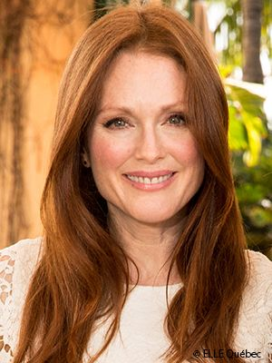 If I could look half as good at her age I would be set. Julianne Moore!