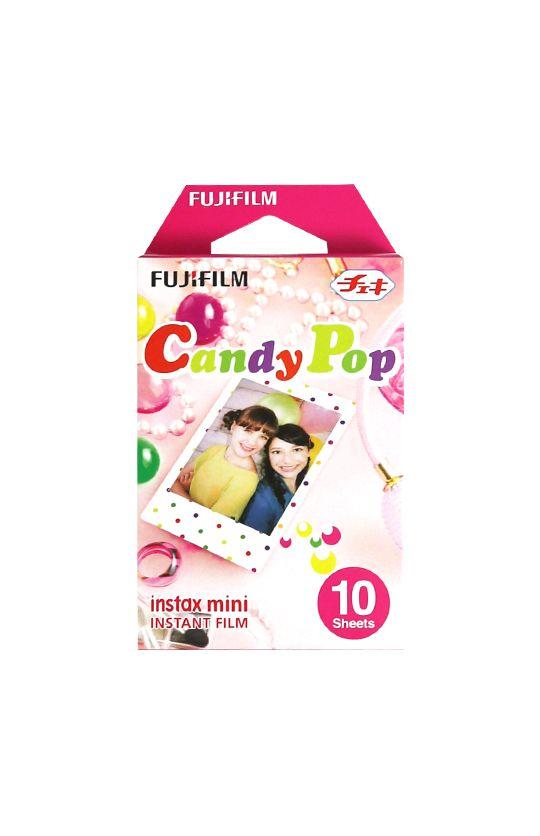 Fujifilm - Instax Mini Film 10 Pack - Candy Pop
