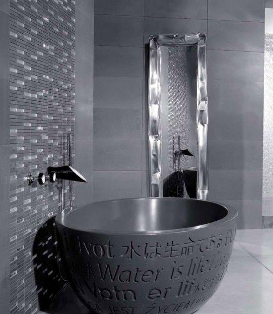 Les 12 meilleures images du tableau salle de bain colore sur