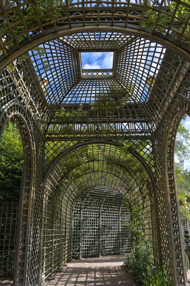 Bosquet de l'Encelade Jardins du château de Versailles