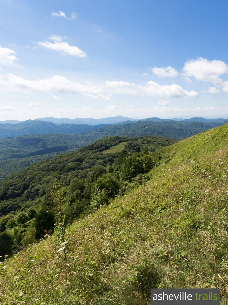Max Patch is quite likely the most popular and most loved Appalachian Trail hike in North Carolina