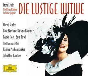 LEHAR Die lustige Witwe / Gardiner