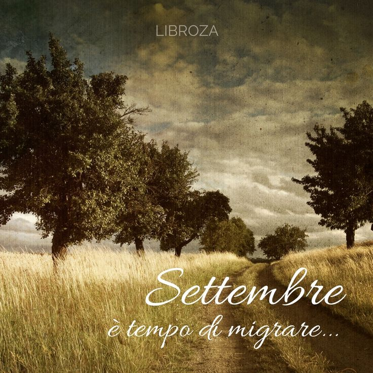 Settembre - Libroza.com