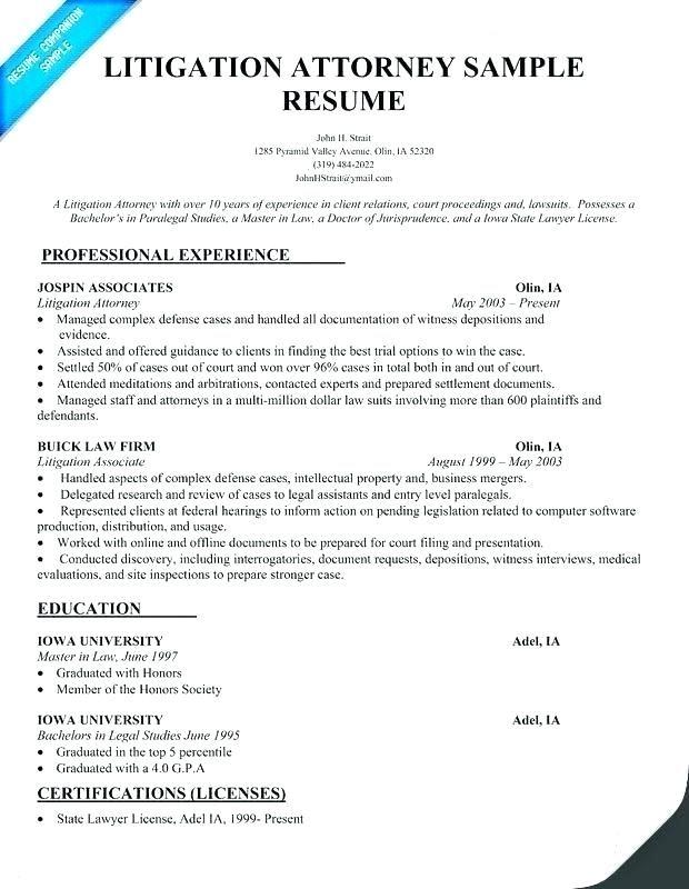 Legal Resume Templates Skinalluremedspa Sample Resume Resume Resume Format Download