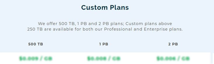 Have a look at our custom plans pricing Learn more: https://www.5centscdn.net/custom-plans.html #customplans #cdnpricing