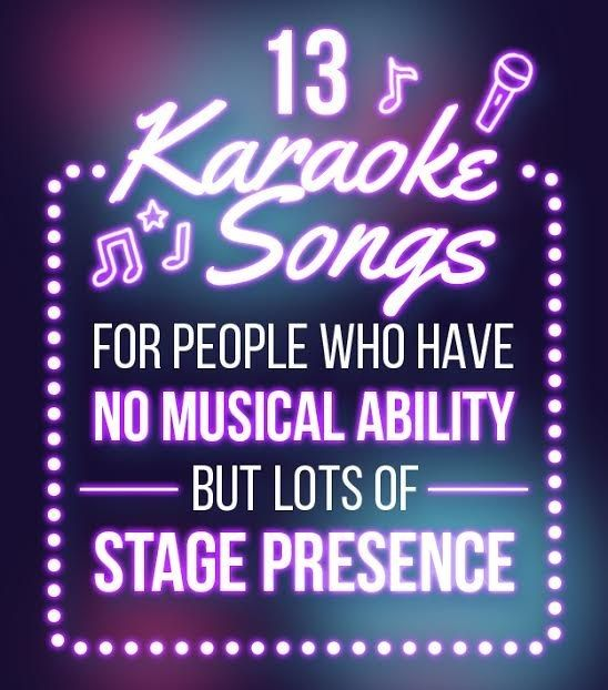 The Ultimate Karaoke Guide For People With No Musical Talent