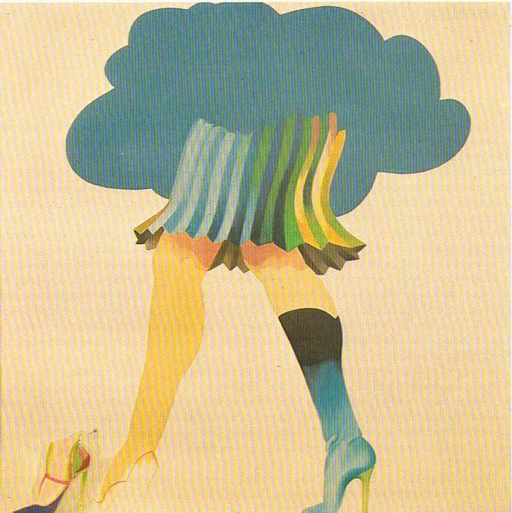 Pleated Skirt, Allen Jones, 1965
