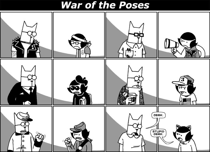 War of the Poses