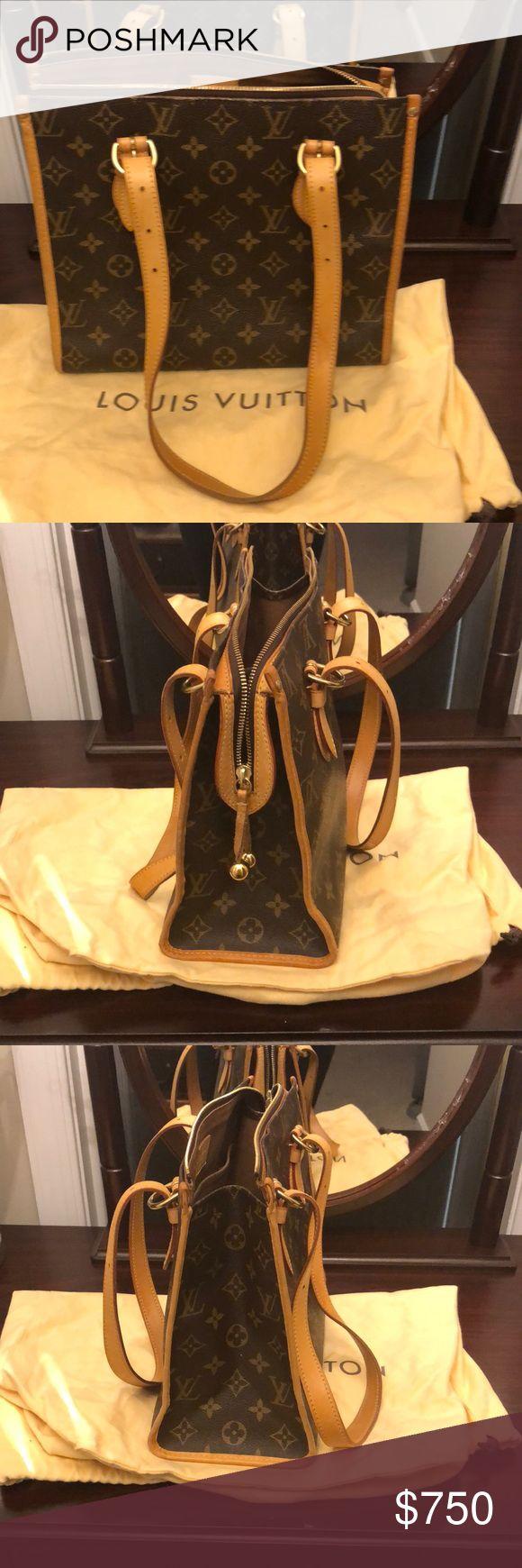 Louis Vuitton authentic bag. Authentic Louis Vuitton bag. Great size not too big but fits a lot good condition. Shoulder bag. Louis Vuitton Bags Shoulder Bags