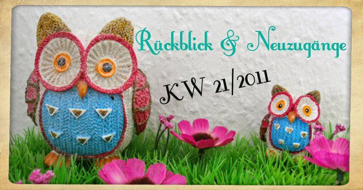 Meine Neuzugänge der KW 21/2014 ...