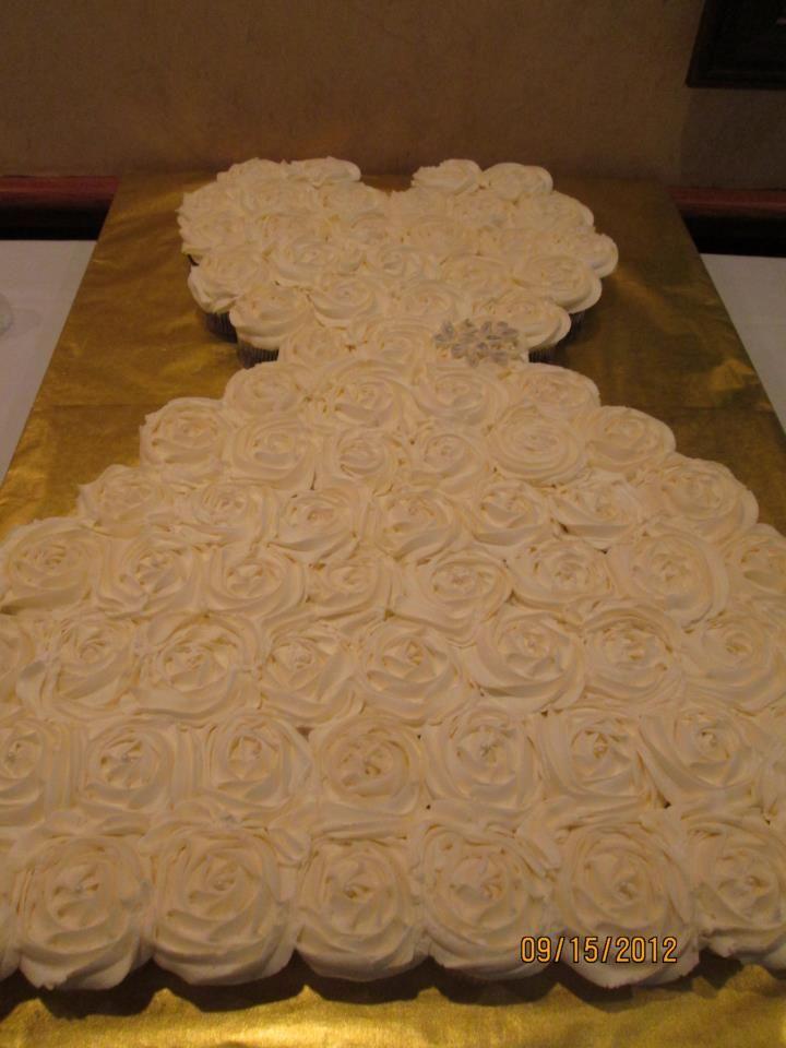 for bridal shower cupcake wedding dress kc creative cakes pinterest wedding dress cupcakes bridal shower cupcakes and wedding