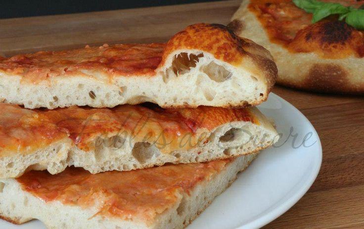 La pizza con pasta madre - Video ricetta. Ora non avrete più scuse, i Fables hanno fatto il video l'unico passo che ci resta è venire a casa vostra a farla!
