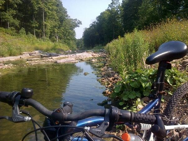 Hamilton, Ontario's Red Hill Valley trails